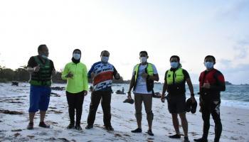 Menparekraf: Belitung Venue Terbaik Triathlon Series