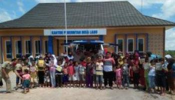 Desa Labu Ingin Bangun Perpustakaan Modern, Kepala DKPUS Babel Sarankan ini