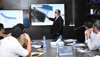Pelabuhan Pangkalbalam Diharapkan Jadi Pelabuhan Serba Guna