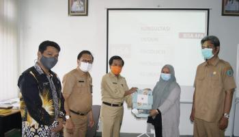 Sembilan IKM di Belitung Dapat Bantuan Kemasan dari Pemprov Babel