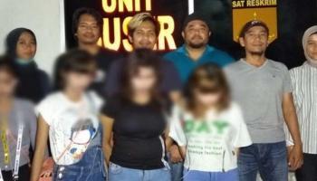 Trafficking Terbongkar, Cafe Podomoro Digerebek