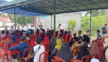 Tanpa Ganti Rugi, Warga Tolak Proyek Pelebaran Jalan Rp52 Miliar