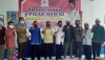 Hudarni, Senator Asal Babel Ajak Semua Generasi Ikut Amalkan Pancasila