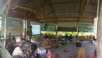 K3S Kolbu Gelar Seminar Jurnalistik untuk Kepala Sekolah Koba dan Lubuk