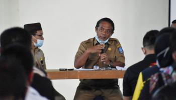 Kadiskepora Sarankan KONI Babel segera Audiensi dengan Gubernur