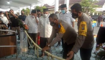 Kapolda dan Kapolres Puji Bantuan PT Timah untuk Peningkatan Pelayanan Masyarakat