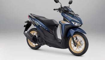 New Honda Vario 125 Hadirkan Pilihan Stripe Baru Yang Semakin Sporti