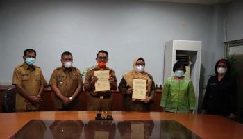 Pemkab Beltim Kerjasama dengan BLK Lembang