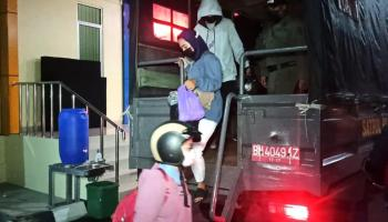 Razia Pekat Jelang Ramadhan, Lima Pasangan Mesum Digerebek Polisi di Dua Penginapan