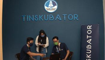 Startup Tergabung di Tinskubator Mulai Implementasikan Produk di Masyarakat