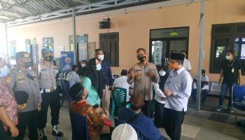 Tahap Empat, Sasaran Vaksinasi Covid-19 Bateng untuk Guru